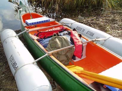 Tecniche di pesca la canoa for Barca a vapore per barche da pesca